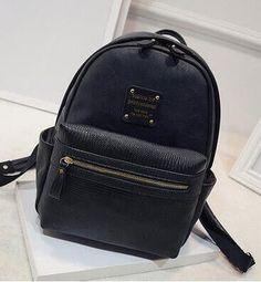 New Fashion Women Backpacks Women's PU Leather Backpacks Girl School Bag High Quality Ladies Bags Designer Women Backpack Bolsas