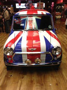 Cool Britannia in London, Greater London