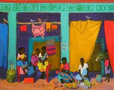 Leon Morrocco Morocco, Colours, Artist, Pattern, Laundry, Painting, Image, Google Search, Clothes