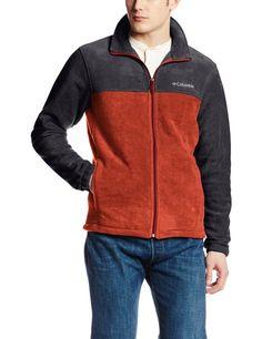 95c86a1cec Columbia Men s Steens Mountain Full Zip 2.0 Fleece Jacket at Amazon Men s  Clothing store  Fleece