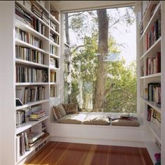 This would be my ultimate dream space for relaxing!