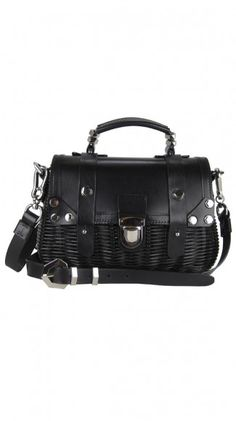 Black Satchel by orYANY bag ladi, black satchel