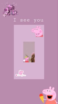 Peppa Pig, Mobiles, Iphone Wallpaper, Cute Pictures, My Favorite Things, Drawings, Wallpapers, Mood, Life