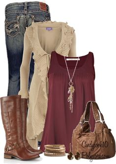 """Simple Weekday Wear"" by cindycook10 on Polyvore"