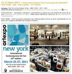 NY Art Expo USA 2011