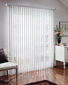 Vertical Blinds  They're easy to use, they can darken a room, and they can cover large windows. Visit www.chiproducts.com or call (866) 567-0400 and ask about the different colors and styles we offer for Vertical Blinds!  We install Blinds in cities like Downey, California in Los Angeles County.