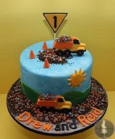 Tonka Truck Cake Cakes Pies Breads Pinterest Tonka truck