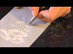 Introduction into Parchment Craft - Embossing Part II