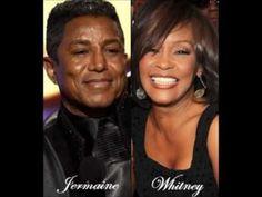 Whitney Houston, Jermaine Jackson Duet   If you say My Eyes are Beautifu...
