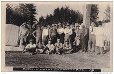 RP: N.W.T. Government Exploration Party , Canada , 10-20s