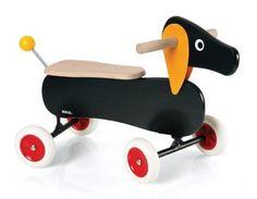 BRIO-Dachhund-Ride-on