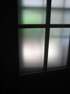 contact paper window privacy --- Gotta do for front door!!! Landlady won't care :)
