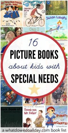 Special books by special kids