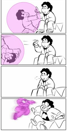 Connie Steven Universe, Steven Universe Drawing, Steven Universe Funny, Universe Images, Universe Art, Steven Univese, Fan Art, Star Vs The Forces Of Evil, Funny Comics