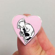 Strike Gently Co. — Heart Pin