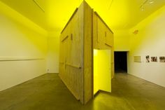 Yellow perspective