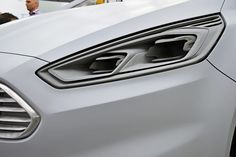Ford S-MAX concept clay model