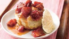 Our Favorite Things to Make with all that Rhubarb - BettyCrocker.com