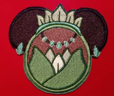 Disney Villain Jafar Inspired Embroidered Mouse Ear Patch - Aladdin on  Etsy, $5.00