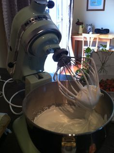 Kitchen Aid Meringue