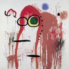 Joan Miró, Woman Bird I, 1964