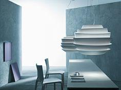 Foscarini Le Soleil hanglamp halo | FLINDERS verzendt gratis