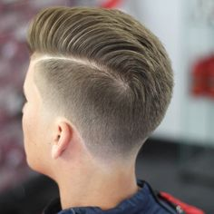 Guys Casual Classic Hairstyles