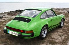 1975 Porsche Carrera 27 For Sale Rear