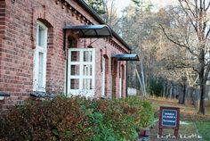 Vierailulla Domus Classicalla:  Kuistin kautta: Erilainen rautakauppa Cabin, House Styles, Plants, Store, Blog, Home Decor, Decoration Home, Room Decor, Cabins
