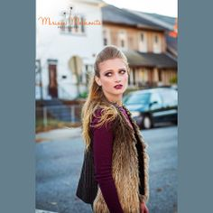 #citygirl #furvest #urban in #NYC Stunning #makeup look #beauty Photography by Miriam Moskovits www.facebook.com/miriammoskovitsphoto www.instagram.com/miriammoskovitsphoto Hair by Ruchy Schwarzmer Makeup by Rachel Hoffman