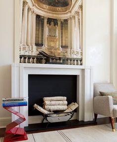 Raji rm associates portfolio interiors eclectic living room