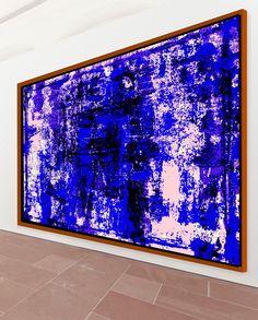 abstrakte , moderne, grossformatige Acrylmalerei , im Onlineshop zu kaufen