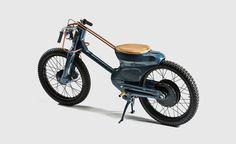 whiskeyandgrit:  Deus Electric Custom Motorcycle