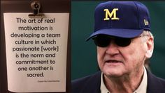 """Glenn Edward """"Bo"""" Schembechler, Jr. (04-01-29 11-17-06) served as the head football coach at Miami University from 1963 to 1968 and at the University of Michigan from 1969 to 1989, compiling a career record of 234–65–8. Only Joe Paterno and Tom Osborne have recorded 200 victories in fewer games as a coach in major college football. In his 21 seasons as the head coach of the Michigan Wolverines, Schembechler's teams amassed a record of 194–48–5 and won or shared 13 Big Ten Conference titles."""