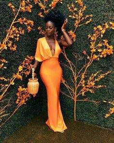 Pretty Dresses, Beautiful Dresses, Amazing Dresses, Brunch Dress, Brunch Outfit, Black Girl Aesthetic, Looks Chic, Black Women Fashion, Beautiful Black Women