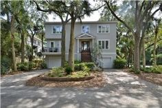 14 Heron Street, Hilton Head Island, SC 29928 - 14 Heron is a great house for the whole family to enjoy. Located on the corner of North Forest Beach and Heron Street, you are only a few steps to the sand. Enjoy your meals in the gourmet kitchen featuring large island and eating bar all open...