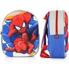 6e1c19daa92 35 beste afbeeldingen van Backpackmania - Amazing spiderman ...