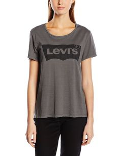 Levi s The Perfect Graphic Tee T-Shirt - Women s XL   Art projects ... 09c3e1487c6