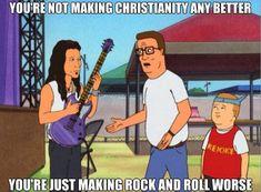 Christian Rock...