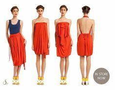 Lei Lou multifunkcionalna haljina (699 kn)