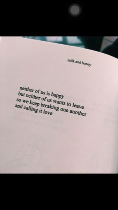 Wow this is so true. We tell ourselves we are doing it for the best to stay together & make it work but not having it all to give will do nothing but push two ppl away. Can't make someone else happy without you being happy yourself. It's false. #relationship