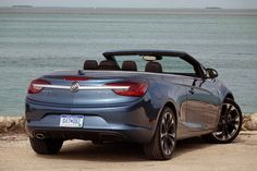 2018 Buick Cascada Changes and Engine Upgrade