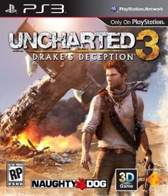 Uncharted (PS3 exclusive!). Can't recommend this series highly enough. Play all three from the beginning if you can!