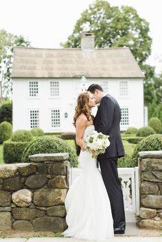 Nautical Connecticut Wedding | photography by http://www.ashley-caroline.com/