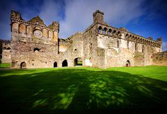 Palas Tyddewi - The Bishop's Palace, St. Davids, Pembrokeshire, Wales | Flickr - Photo Sharing!