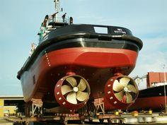 Tug In Cartagena Shipyard - Oilpro.com