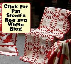 Pat Sloan - Red & White Blog