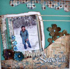 Snowfall - Scrapbook.com