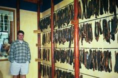 South African Biltong Recipe Page - Biltong is South African dried meat.