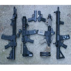. Military Weapons, Weapons Guns, Guns And Ammo, Custom Ar, Custom Guns, Real Steel, Concept Weapons, Fire Powers, Survival Equipment